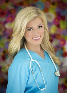 nurse kelley - USSI Brand ambassador
